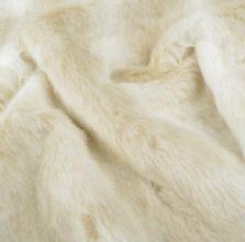 Luxury Artic Fox Fur Fabric 148cm Wide